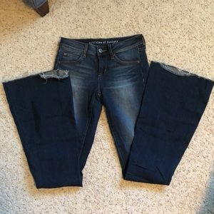 Articles of Society bell bottom jeans